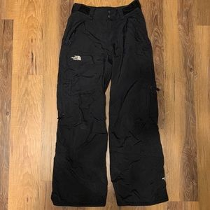 North face snowpants